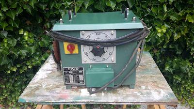 Electrisch lasapparaat  € 75,-