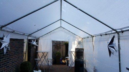 Te koop party tent 6x3