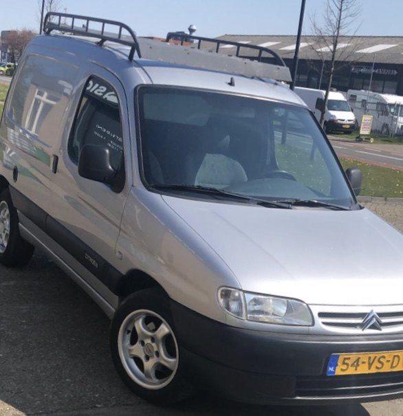TE KOOP Citroën Berlingo 2.0 HDI €800