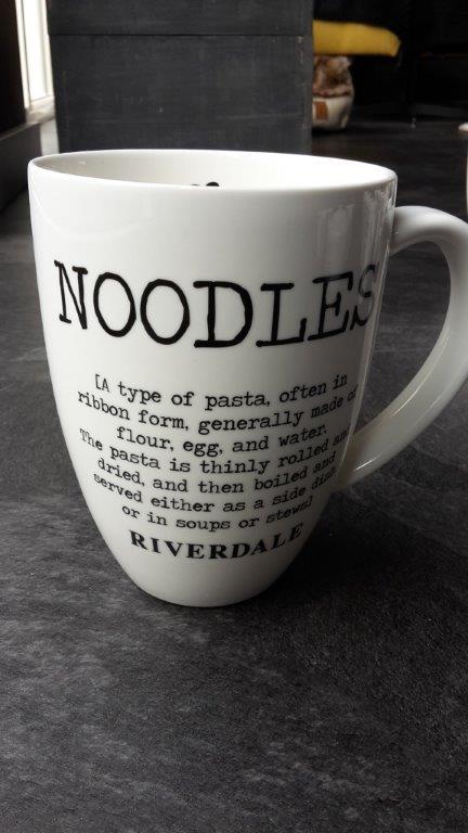 Riverdale mokken